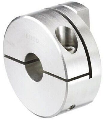 Huco OLDHAM COUPLING 19mm Outside Diameter, Clamp Style- 5mm Or 6mm