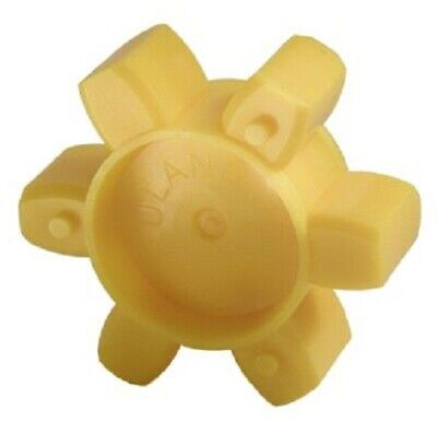 Ruland JAW COUPLING SPIDER 50.8mm Outside Diameter Polyurethane, Yellow