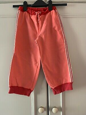 Girls Designer Joggers Trousers Mini A ture Age 4.