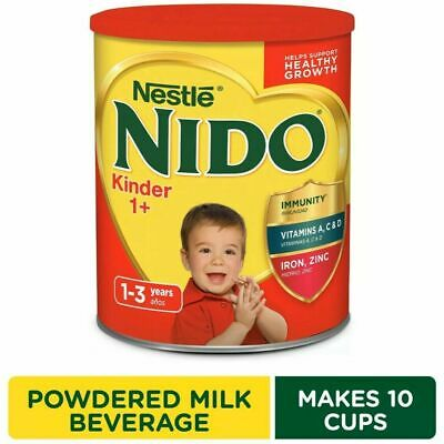 Nestle Nido Kinder 1+ (Small Can) 12.6 Oz Powder Whole Milk