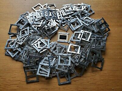 LOT of 208 METAL 35mm SLIDE HOLDERS in the USA