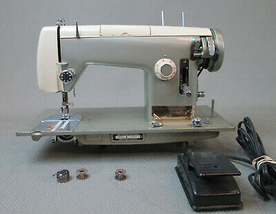 Vintage Kenmore 155 . 521 Electric Sewing Machine GUC