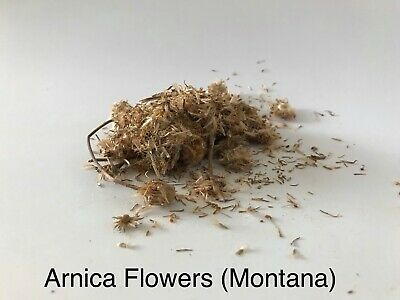 Arnica Flowers Montana 10g Aches, Pains, Swelling & Bruising
