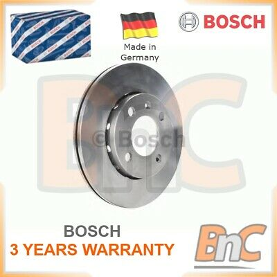 2x BOSCH FRONT BRAKE DISC SET SEAT VW OEM 0986478621 6N0615301F