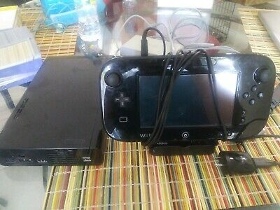 Nintendo Wii U 32GB Console System w/ Gamepad Tablet WUP-010 ~ TESTED