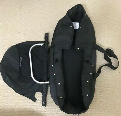 Baby Jogger City Select Bassinet Black Used