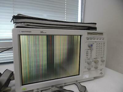 Agilent 1680A Logic Analyzer, Not Booting