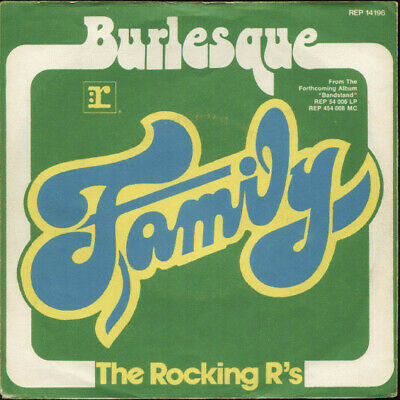 Family  / Burlesque / Vinyl / Hardrock / Heavy / AOR / Reprise Records