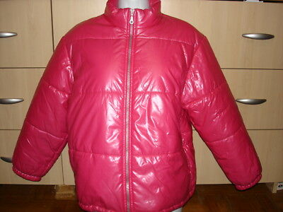 Made In Italy OF BENETTON Pink Girls Jacket Size L