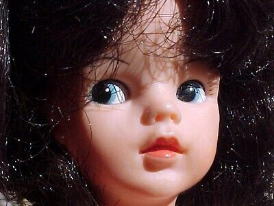 Vintage Tammy Sindy Dark Brunette Made In England