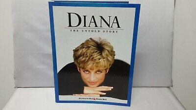 Diana The Untold Story  --The Courier-Mail--Sunday Mail