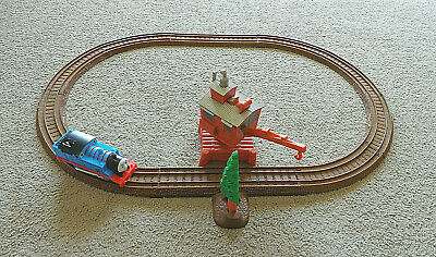 Thomas & Friends - Trackmaster - Wild Whirling Ol' Wheezy Set