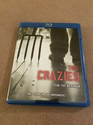 The Crazies - Blu ray Disc, 2010, Horror - Timothy Olyphant and Radha Mitchell