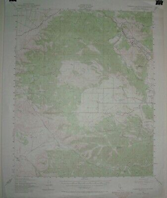 2 USGS Topographic Maps 15 minute from California with railroads