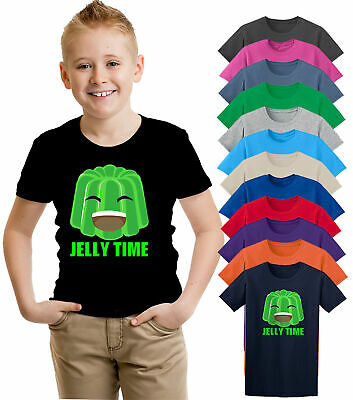 Youtube Boys Tee Jelly Time Gift T shirt and Bag Set JellyTime Hoodie