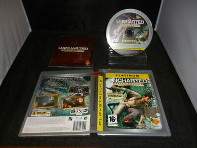 PS3 Uncharted Drake's Fortune - per Console Sony PlayStation 3 – PAL ITA