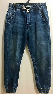 Boys quality Casual cuffed stretch Jeans size boys 14 - 15 years / size 32