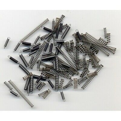 Assorted of Small Tension & Pressure Wire Springs Clock Movements (100) - CX176