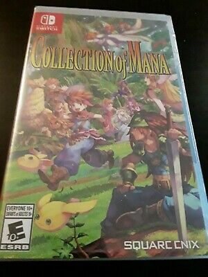 Collection of Mana, Nintendo Switch (2019)