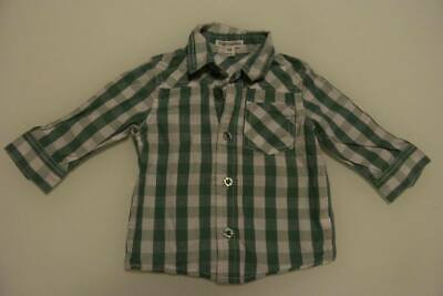 CHARLIE & ME boys shirt size 6-12 months - $3 post opt
