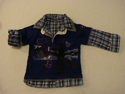 PUMPKIN PATCH boys shirt/top size 6-12 months - $4 post opt