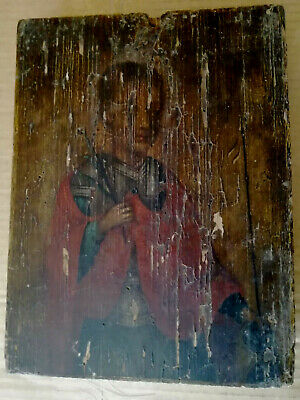 Antike russische Ikone antique russian icon icone icona ikona