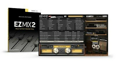 Toontrack Ez Mix 2 - Full Genuine License Serial - Digital Delivery - EZmix Key
