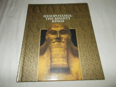 Lost Civilizations: Mesopotamia: The Mighty Kings Time Life Hardcover