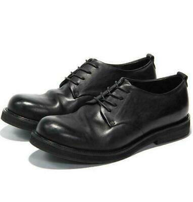 Vintage Mens Round Toe Casual Leather Dress Business Wedding Pumps Shoes 2020