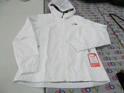 The North Face Womens Quest Jacket White Medium NEW #2