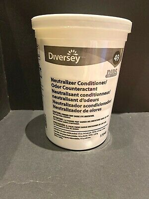 Diversey 17048 Neutralizer Conditioner / Odor Counteractant 90 Packets