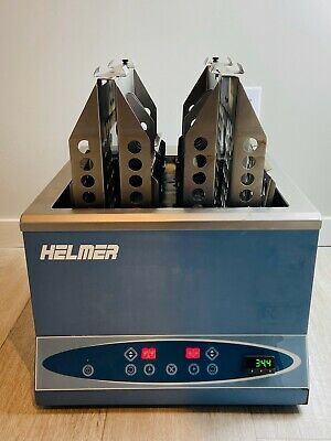 Helmer Model DH8 Quick Thaw Plasma Thawer 8 Bag 32 Liter Capacity FULLY WORKING