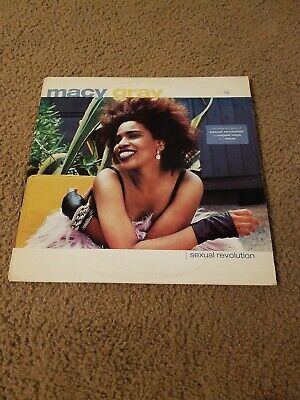 Macy Gray Sexual Revolution Lp Vinyl Record