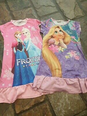 Disney Pyjama Dress Size 4-6