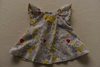 PUMPKIN PATCH girls top size 6-12 months - $3 post option