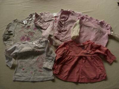 BULK lot of TARGET girls tops size 0