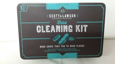 Shoe Cleaning Kit By  Scott & Lawson