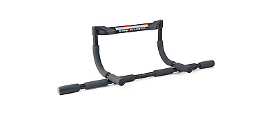 Heavy Duty Chin Up Pull Up Sit Up Bar Doorway Mount Jam Usa Ship Now Harbinger !