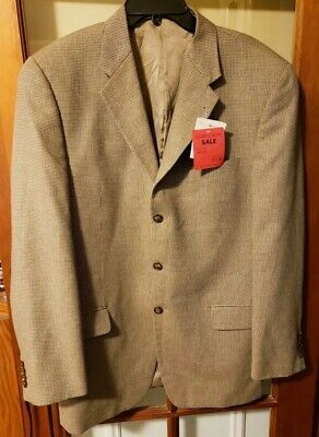 New with tags, Mens Joseph Abboud Jacket from Nordstroms was $545 sz 42L