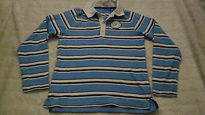 Nike Kids Track And Field Rugby Style Shirt Size Medium Boys Must L@@K!!!