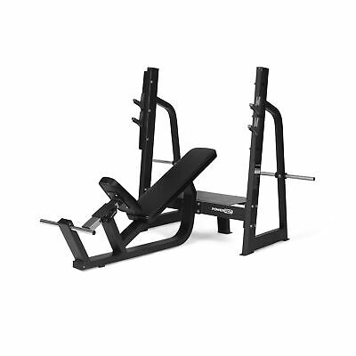 Incline Bench Press Station - PowerGym Fitness - Commercial Grade Gym Weights
