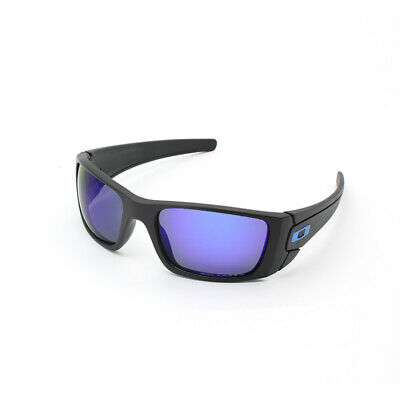 Brand New Oakley Fuel Cell Polarized sunglasses Blue Lens