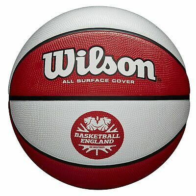 Wilson Basketball England Clutch Basketball 4 sizes to choose from FREE P & P