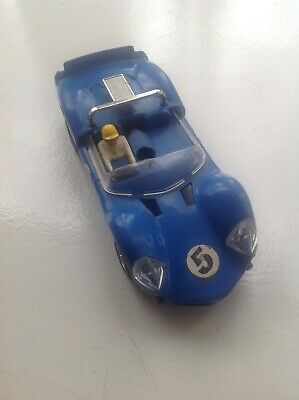 Scalextric 1:32 Scale  Triang Javelin C3 / C4-10 Non-Aerofoil Version runs well