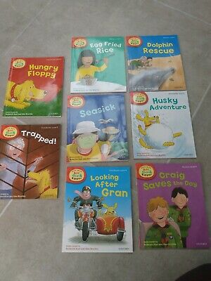 Biff chip and kipper books Level 5
