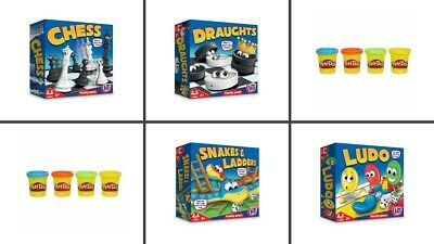 Traditional Classic Full Size Family Childrens Kids Board Games - Bumper pack