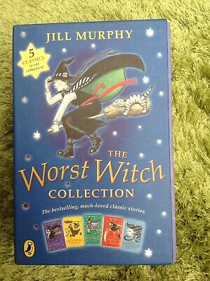 The Worst Witch Book Collection Set - Jill Murphy