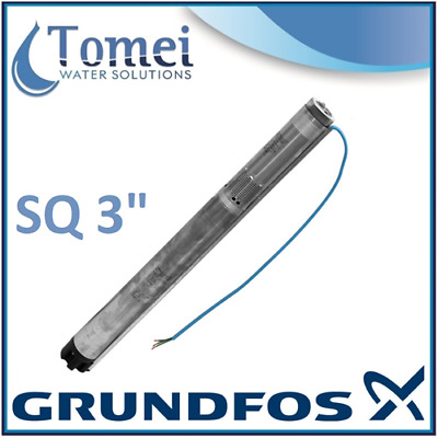 "Grundfos Submersible Water Pump 3"" Well Borehole SQ3-30 0,70kW 1x230V 50/60Hz"