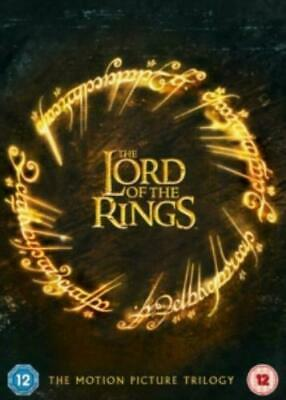 The Lord Of The Rings Motion Picture Trilogy Remastered DVD New & Sealed