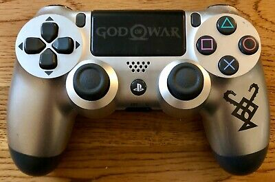 Official God Of War Sony Playstation 4 PS4 DualShock 4 Controller (Free Post)